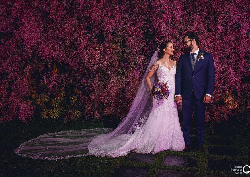 Villa Morena: um espaço completamente integrado à natureza para casamentos ao ar livre