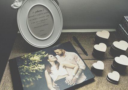 As fotografias onde os protagonistas não são os noivos