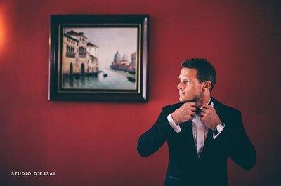 Abiti da sposo a Napoli: una selezione dei migliori atelier