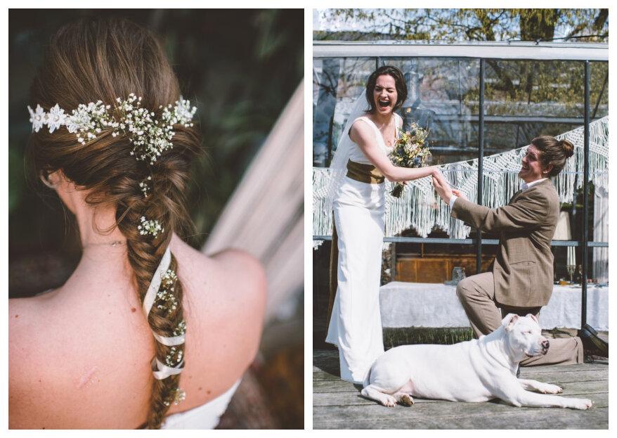 Een bijzondere Styled Wedding Shoot: de Sustainable Wedding