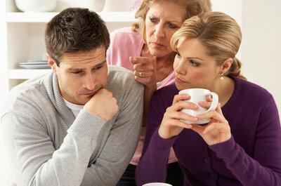 Me caso y heredo una familia política conflictiva ¿cómo sobrellevar la situación?