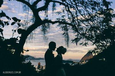 Como curtir a cidade sede das Olimpíadas com o seu amor: passeios super românticos no Rio de Janeiro!