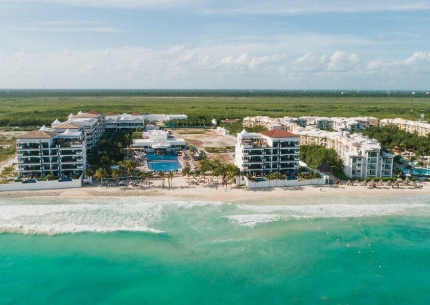 Grand Residences Riviera Cancún: bodas destino de cinco estrellas