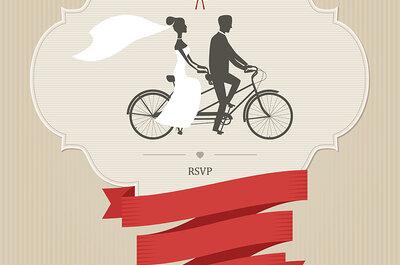 7 choses que l'on ne sait pas quand on se lance dans l'organisation de son mariage