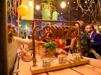 De beste catering voor jullie bruiloft in Amsterdam!