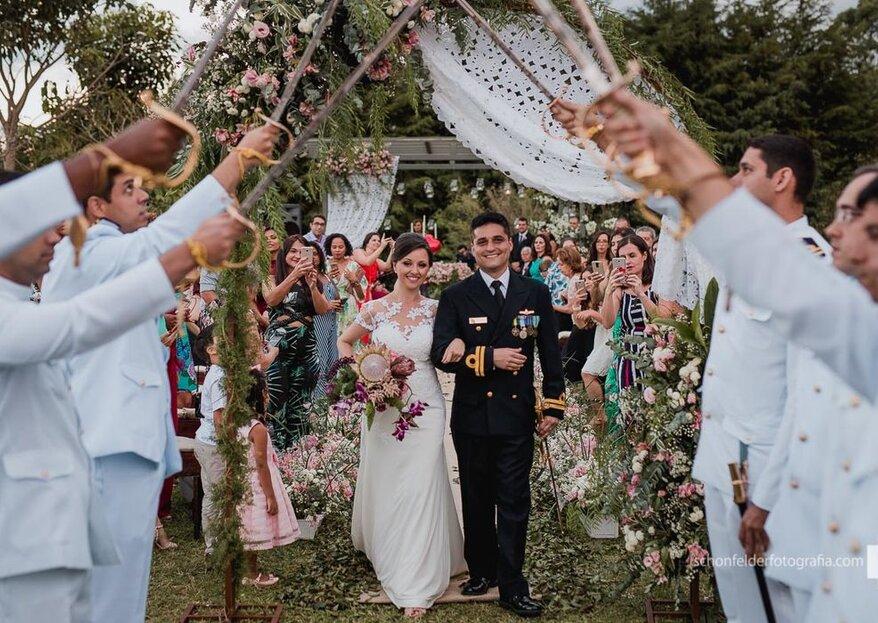 O poder transformador dos Wedding Planners: como eles ajudam os noivos a realizarem todos os sonhos para um casamento perfeito!