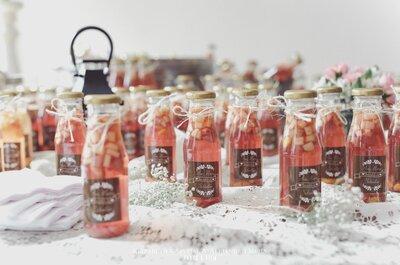 ¿Qué bebida ofrecer a tus invitados durante la celebración de tu boda?