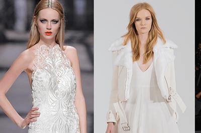 Прямая трансляция с Barcelona Bridal Fashion Week: новые тренды 2017 года!