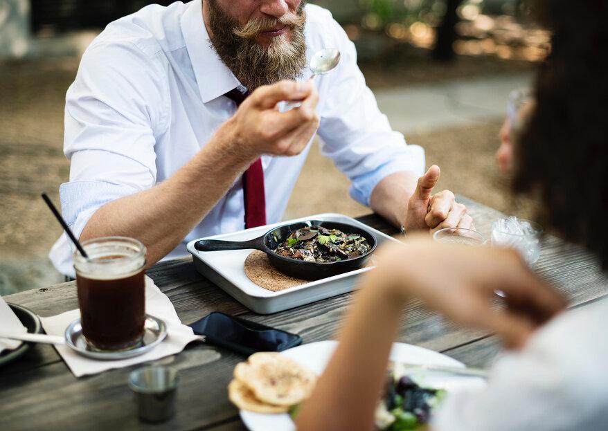 "Lua-de-mel gourmet: 5 destinos ""deliciosos"" para casais que adoram aguçar o palato"
