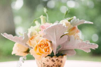 Puro romance: ideias perfeitas para decorar seu casamento na cor rosa pastel