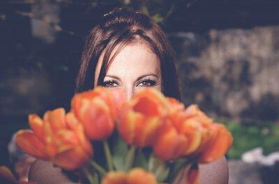 Paolita & Jaron: ¡Una boda en naranja!