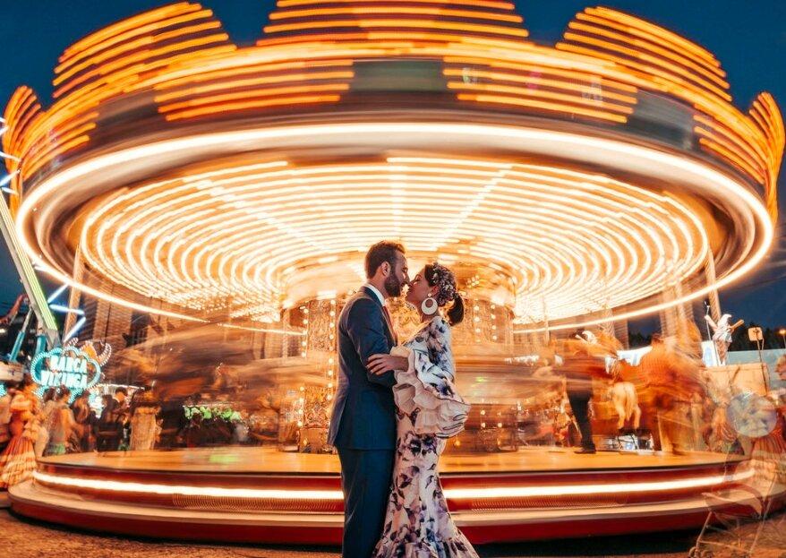 Los 11 mejores fotógrafos de boda en Sevilla