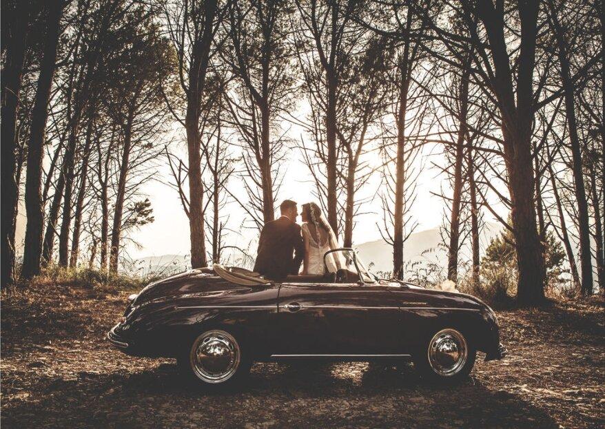Uno stile elegante e creativo quello che il fotografo Andrea Vaccaro riporta nei suo scatti matrimoniali