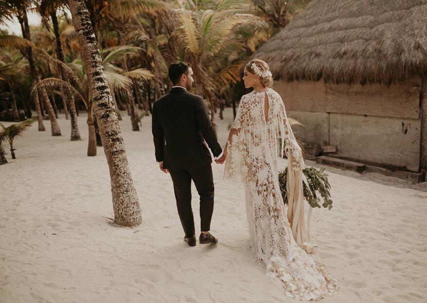 Pop Up Weddings: mais do que um casamento, uma experiência de amor única
