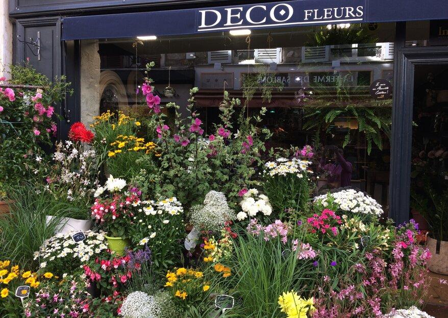 Déco Fleurs : le complice de votre événement d'exception