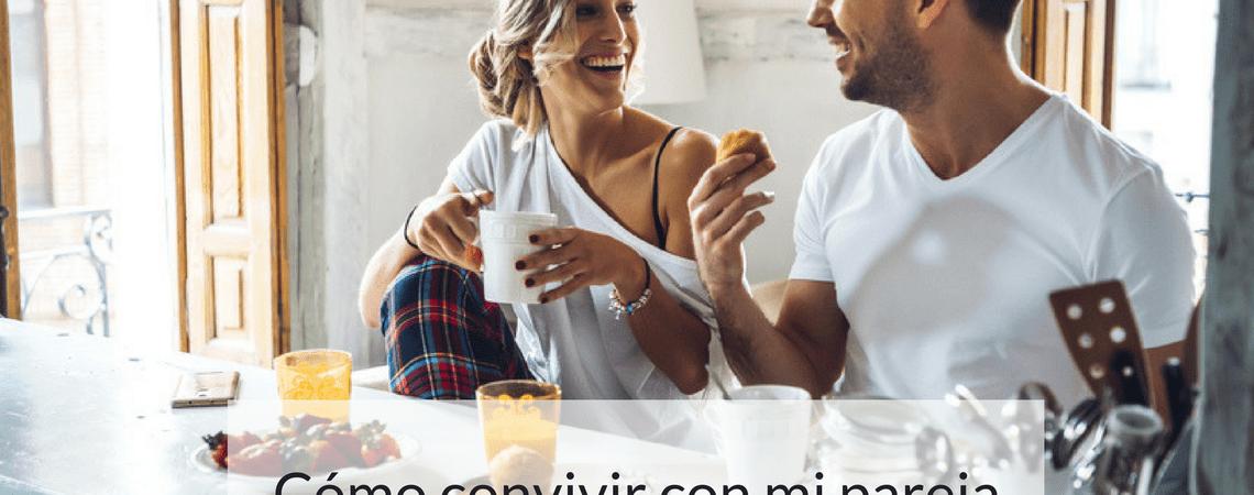 Cómo convivir con mi pareja, en 5 pasos   Foto: Klublu