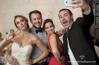 ¿Son positivas las redes sociales en tu boda?: ¡Descubre lo que dice esta experta!