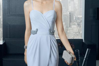 Robes de cocktail Rosa Clará 2015