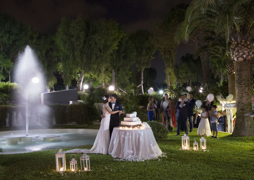 Il vostro amore merita l'eleganza e la bellezza di Villa Balke