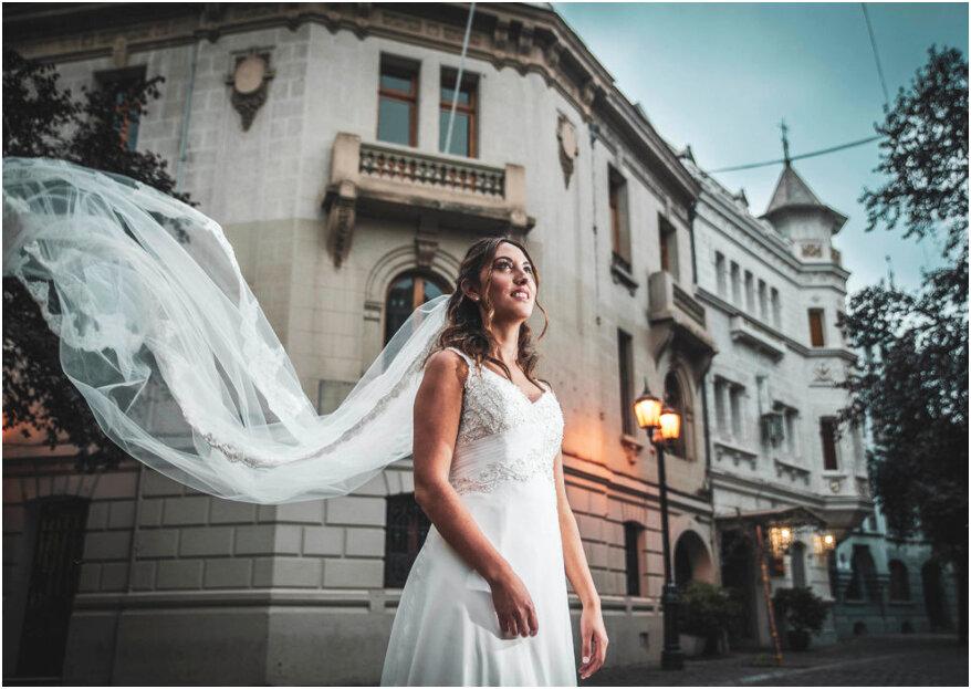 9 cosas que las novias olvidan al posar para las fotos de boda