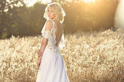 12 Créateurs de robes de mariée fabuleux en région PACA