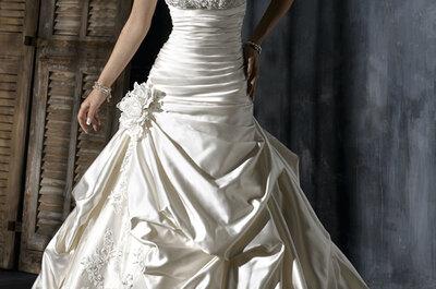 Maggie Sottero Platinum 2015 presenta su nueva colección de vestidos de novia