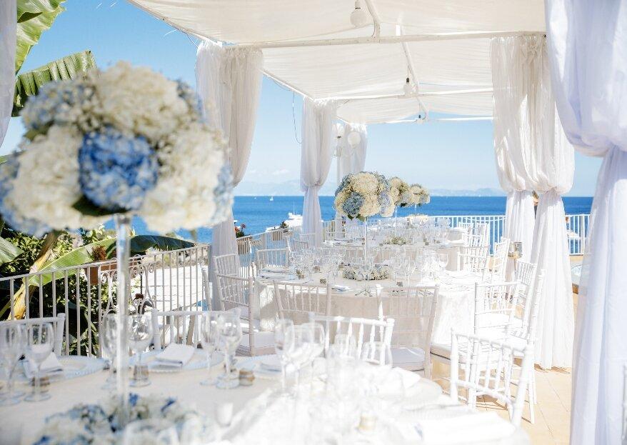 Bedà Events, un alleato creativo, elegante e preciso per definire con attenzione ogni dettaglio delle vostre nozze