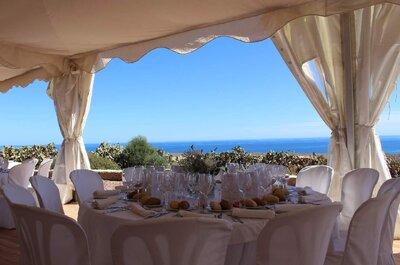 Un cortijo andaluz próximo al Cabo de Gata: ¡el lugar que necesitas para tu boda!