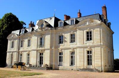 Lieu magique et authentique, tombez sous le charme du Château de Saint Senoch