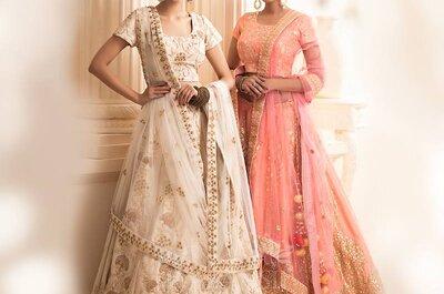 Top 5 bridal lehenga shops in Jaipur
