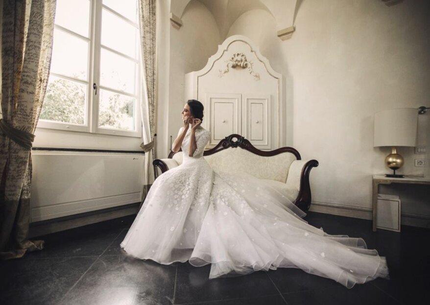 Anna Frascisco: la professionista del wedding per delle nozze all'insegna del buongusto e del bon ton