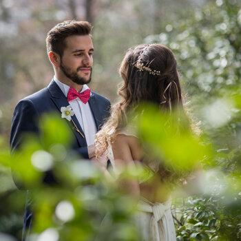 Conexión amor: un editorial que marca nuevas tendencias en las bodas