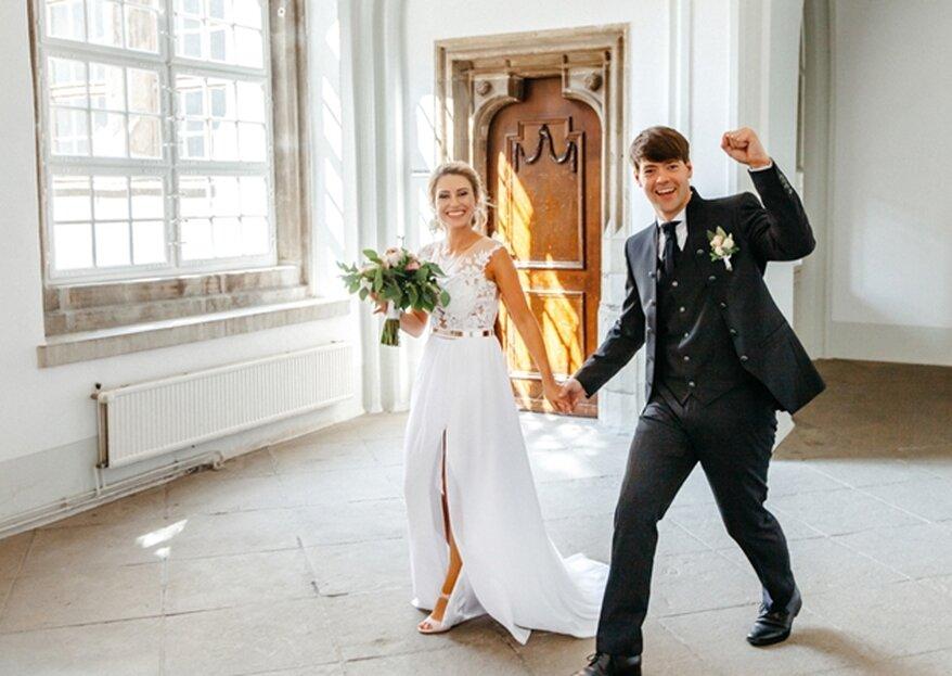 Magdalena i Markus - ślub w Niemczech, a wesele w Polsce!