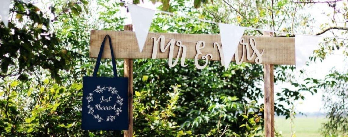 Bagart : un sac en toile personnalisé comme cadeau d'invité, succès assuré !