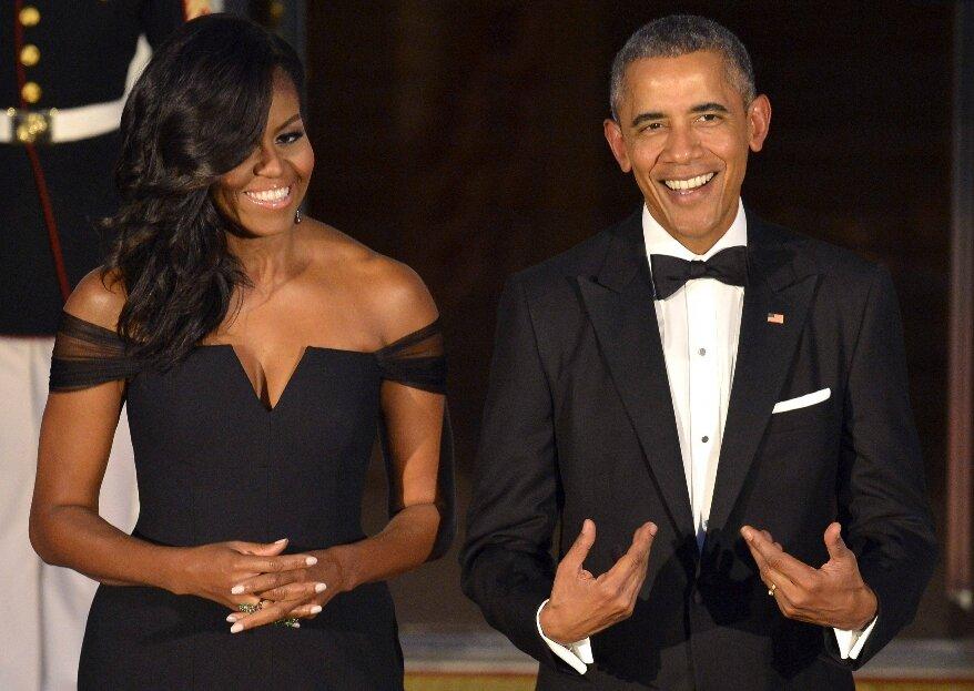 As declarações de amor dos Obama no dia em que celebraram 25 anos de casamento. Um casal inspirador!