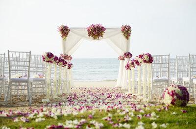 Las 10 mejores florerías para boda en la Riviera Maya: el toque perfecto para la celebración