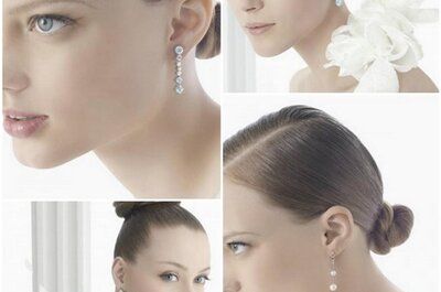 Coleção de brincos e jóias Rosa Clará, 10 propostas de arrasar!