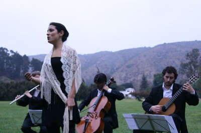 Música en vivo para matrimonios
