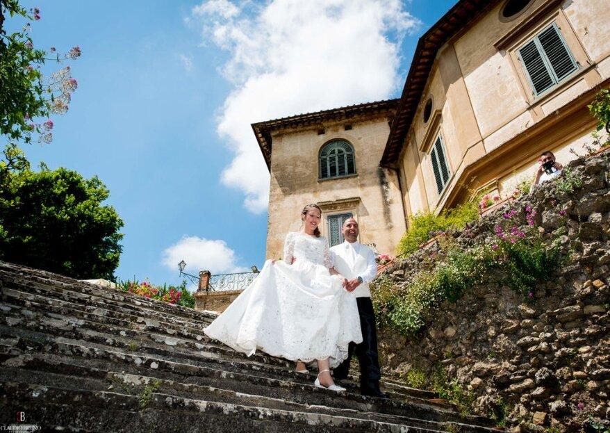 Dettagli nitidi ed emozioni intense nelle foto del vostro matrimonio firmate Claudio Bruno Photographer