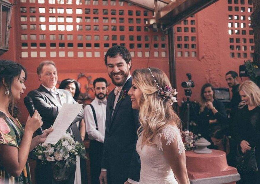 Isa casamenteira: contando a sua história de amor em uma cerimônia descontraída, personalizada e emocionante