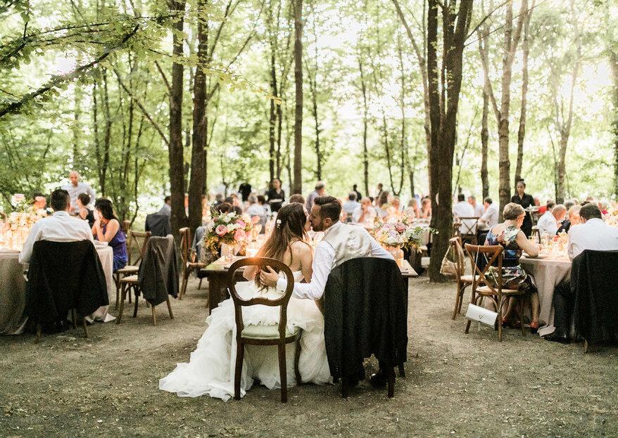 Tutte le emozioni del giorno delle nozze in una raccolta fotografica di qualità