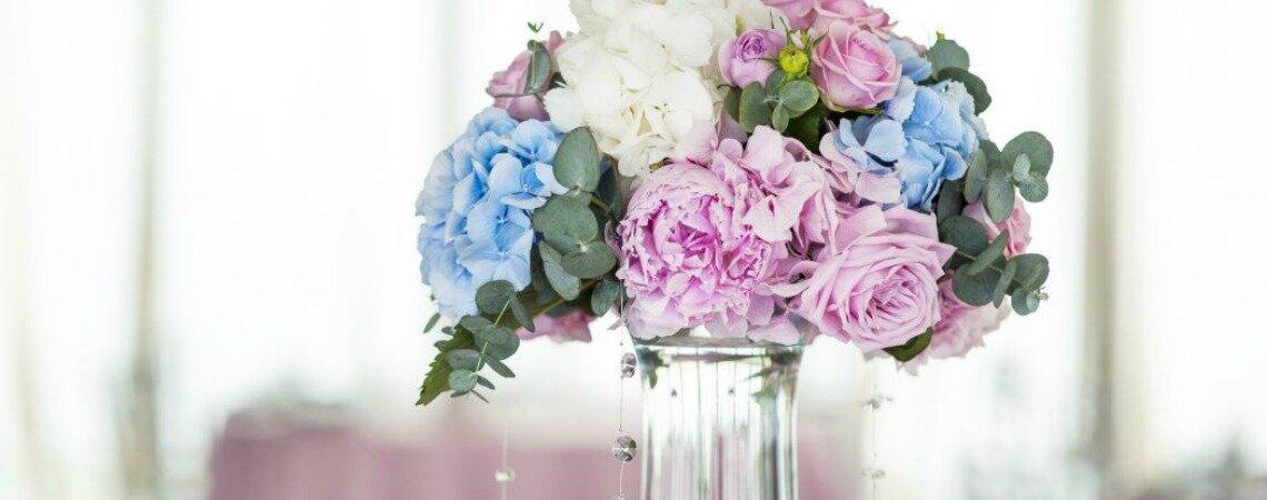 Гортензия, чтобы украсить вашу свадьбу: что думают свадебные профессионалы?