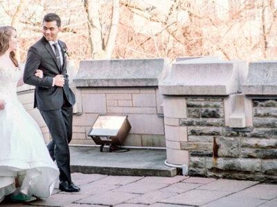 La boda de Jennifer y Solomon tocará tu corazón