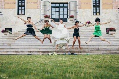 5 fatos divertidos sobre convidados solteiros nos casamentos