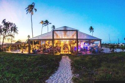 Locais perfeitos para mega casamentos: espaços para todos os estilos!