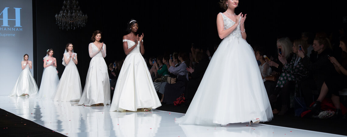 London Bridal Week and White Gallery: Everything That Happened At The UK's First Bridal 'Super-Show'