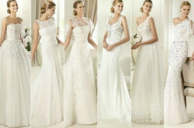 Quel tissu pour votre robe de mariée 2013 ?