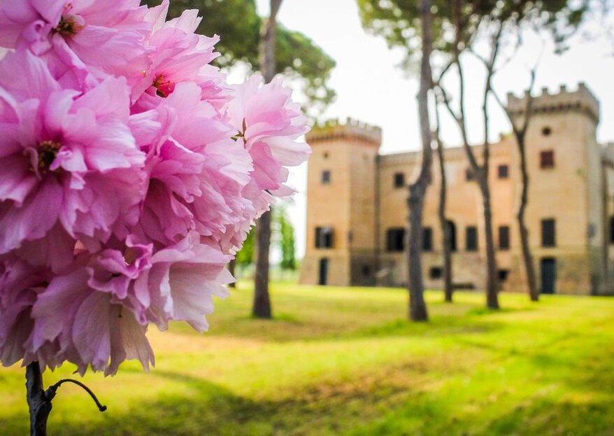 Castello Benelli: Your Wedding in a Place Full of Charm