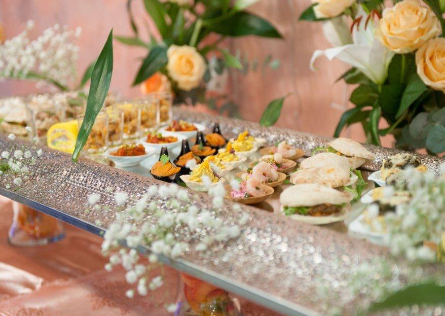 Wedding Day : Tendances gourmandes pour votre dîner ou votre buffet cet automne-hiver