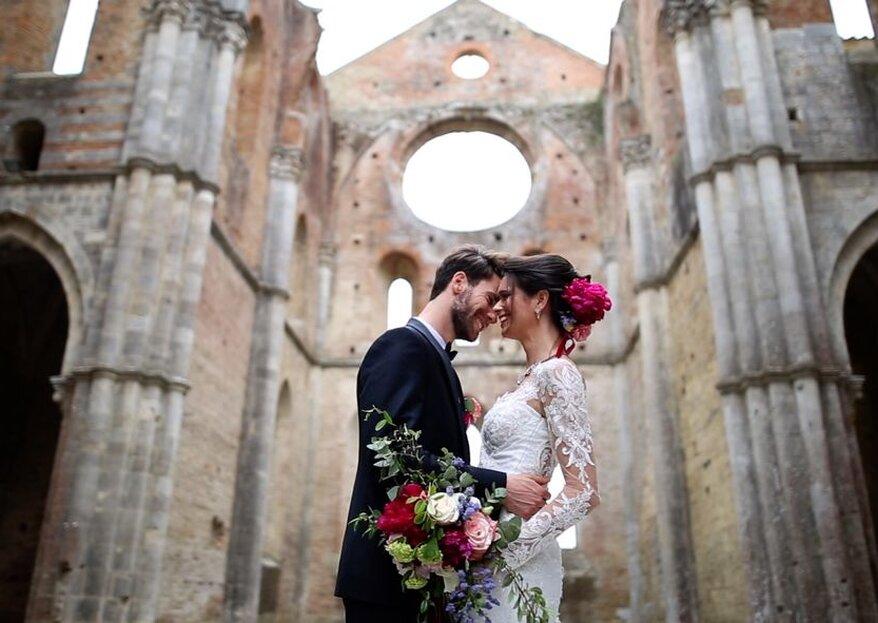 Vivi l'emozione del tuo matrimonio una seconda volta grazie alla fotografia